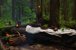 witch stuff wiccan forest craft
