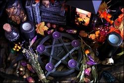 Witchcraft, Halloween & Samhain vibes