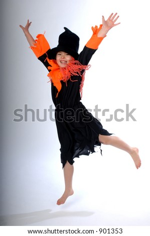 Witchy 2 - stock photo
