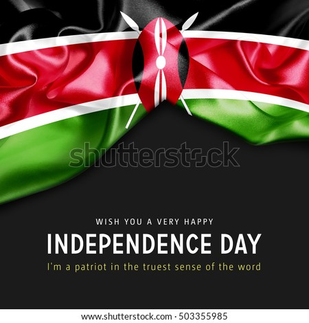 With you a Very Happy Kenya Independence Day. I'm a Patriot in the truest sense of the word #503355985