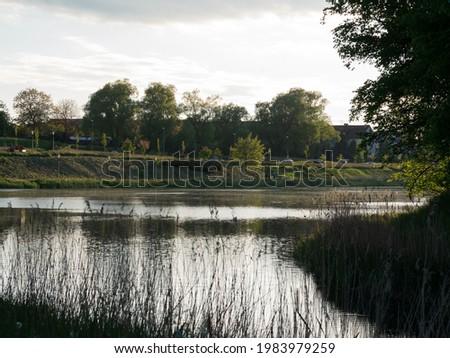 Wodna Dolina, Koszalin, Zachodniopomorskie, Polska  Zdjęcia stock ©