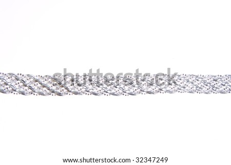 Woman belt isolated on whita background