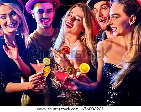 Club Special Drink Recipe