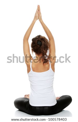 stock-photo-woman-doing-yoga-pose-easy-pose-sanskrit-name-sukhasana-isolated-on-white-background-100578403.jpg