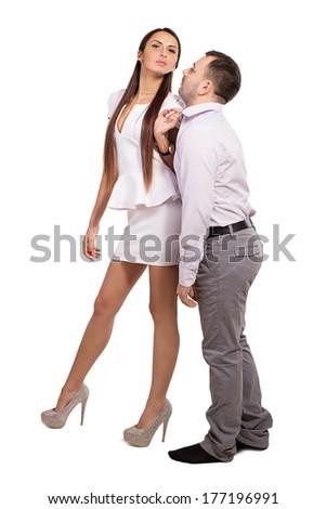 Dating my subordinate