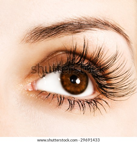 how to grow really long eyelashes