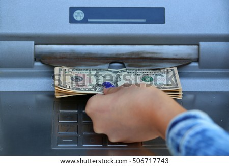 cardless atm How cardless cash atms work creditcardscom loading  at the atm, the customer presses the button for cardless cash, and the atm displays a qr code,.