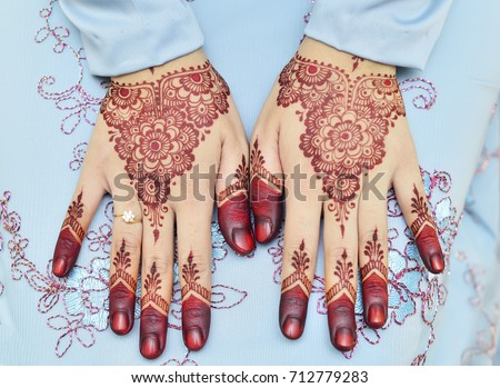 Free Photos Henna Malay Wedding Design Avopix Com