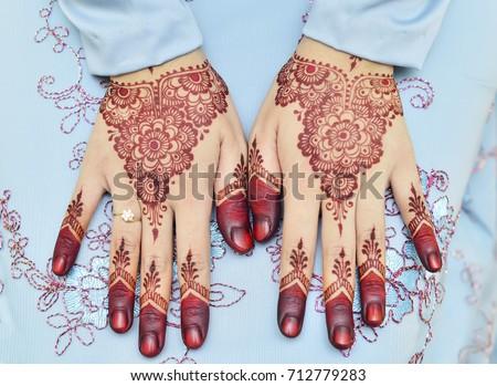 Free Photos Henna Malay Wedding Design Avopix Com