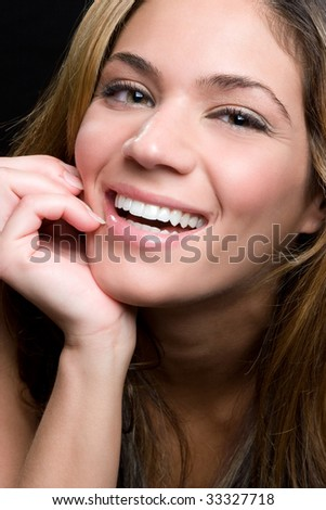 Woman Laughing #33327718
