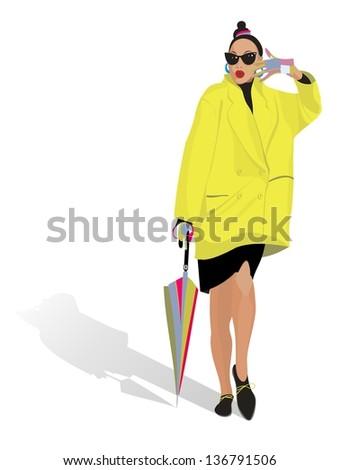 woman of fashion
