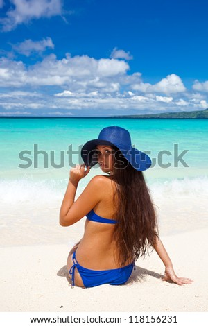 Boracay Vacation (model A.G.)