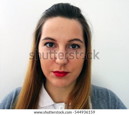 Woman Retro Style #544936159