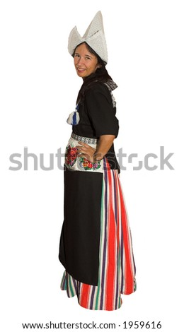 National Costume Netherlands http://www.shutterstock.com/pic-1959616/stock-photo-woman-wearing-the-dutch-traditional-costume.html