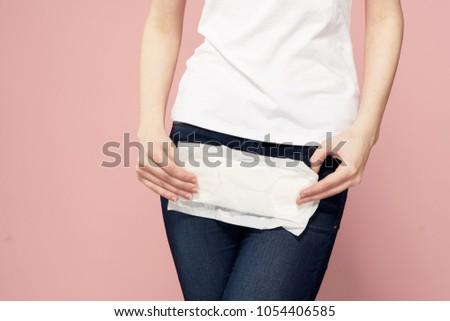 woman, white gasket                            #1054406585