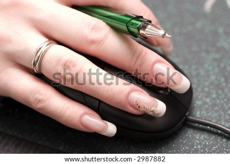 With Wonderful Nails And