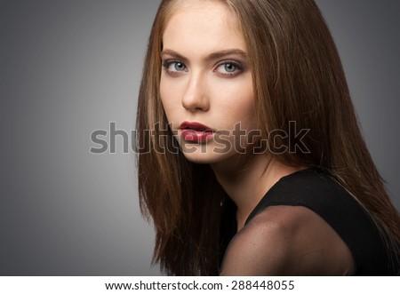 Women, Beauty, Human Hair.