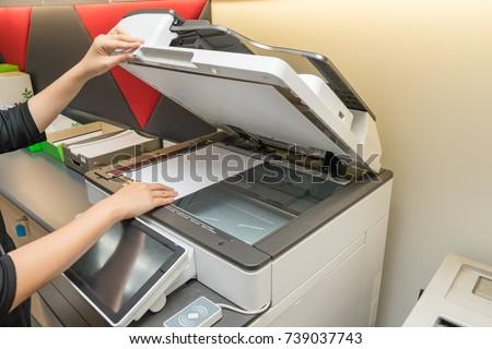 FREE IMAGE: Photocopier Control Buttons - Libreshot Public Domain Photos