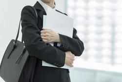 Women in job hunting