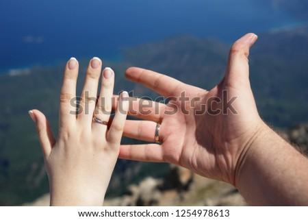 Free Photos Women S Hands With Wedding Rings Avopix Com