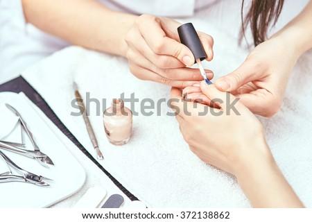 Women\'s manicure, Nail Polish, Hand Care