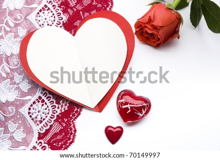 Women's stockings and the heart