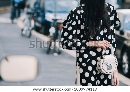 Women street style concept