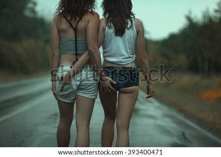 Teen Lesbiens Because Ass 9