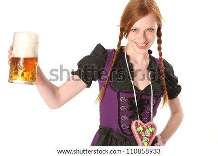 women with beer