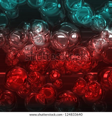 wonderful abstract illustrated glass background pattern