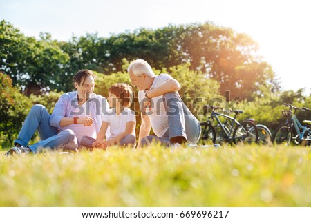 Wonderful enthusiastic guys having engaging conversation - Shutterstock ID 669696217