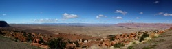 Wonderful panorama view of Grand Canyon Nationalpark in Arizona / USA