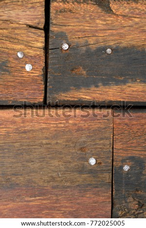 Wood background and texture. - Shutterstock ID 772025005