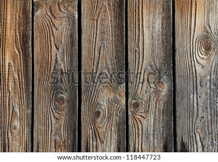 Wood background made from old panels