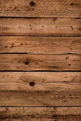 Wood Boards texture or background. High contrast and resolution image with place for text. Template for design