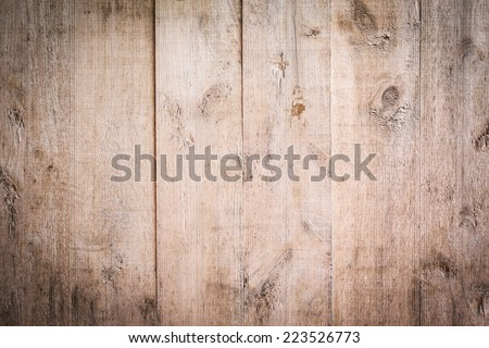 wood brown aged plank texture, vintage background