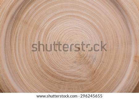 wood cut circles texture background