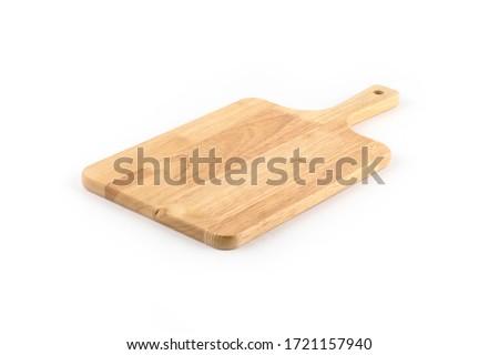 Wood Cutting Board for kitchen Сток-фото ©