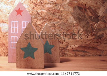 WOOD DECORATION ELEMENTS