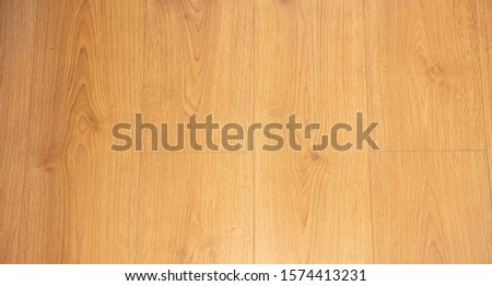 Wood floor, oak tree, interior wooden parquet flooring background texture