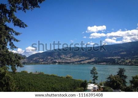Wood Lake Terrace RV & Campground, British Columbia, 2016