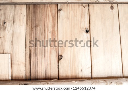 Wood - Material, Parquet Floor, Flooring, Hardwood, Textured Effect #1245512374