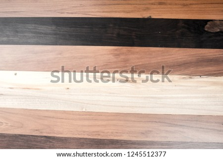 Wood - Material, Parquet Floor, Flooring, Hardwood, Textured Effect #1245512377