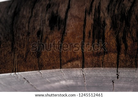 Wood - Material, Parquet Floor, Flooring, Hardwood, Textured Effect #1245512461