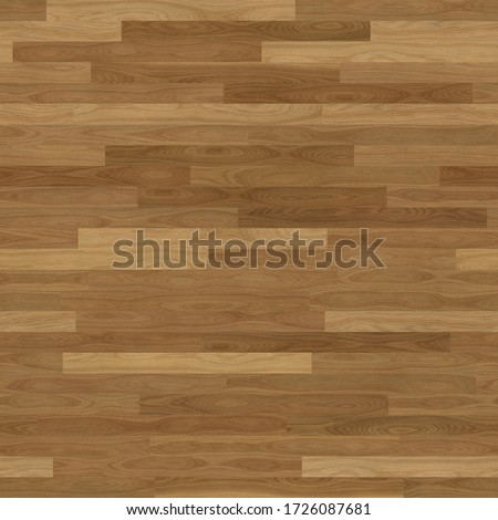 Wood oak tree close up texture background. Wood planks surface with natural pattern. Wooden laminate flooring Foto stock ©