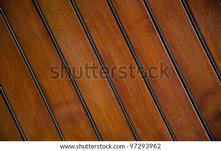 wood of wood wall texture - stock photo