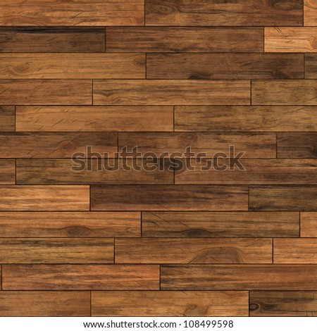 wood panels used as background