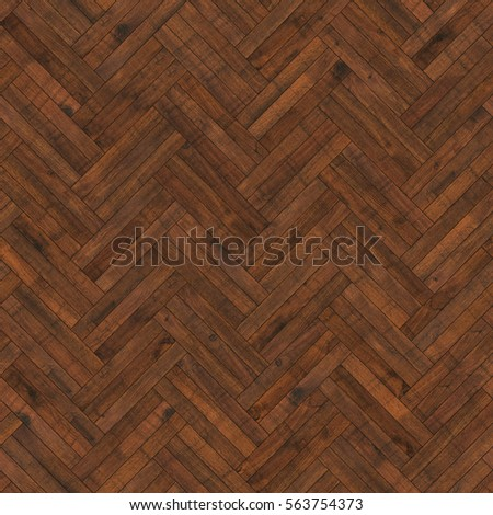 Wood parquet texture (chevron brown)  #563754373
