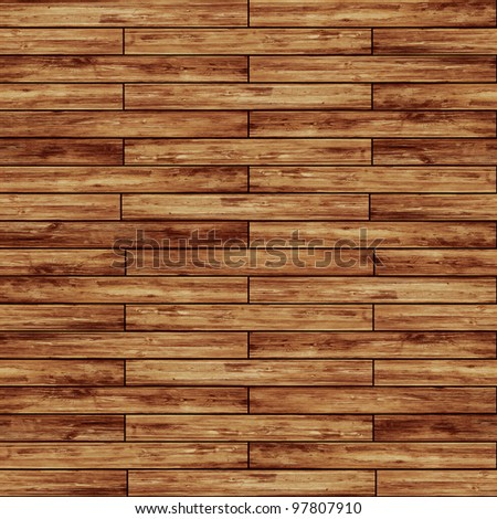 Wood parquet tiled, seamless textured background