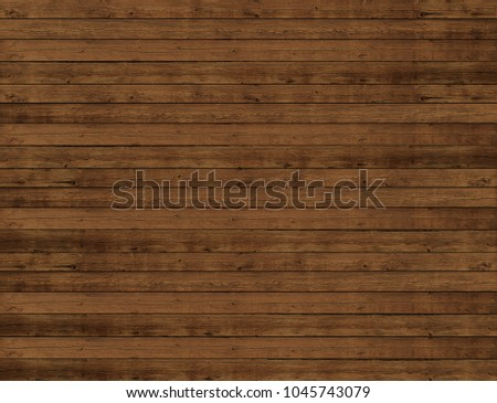 Wood plank brown texture background #1045743079